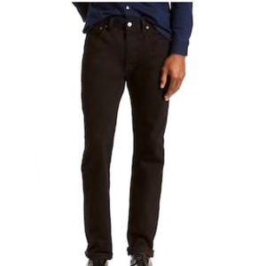 Levi's 501 xx Black Original Riveted Jeans